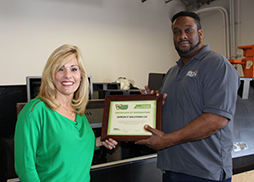 eGreenIT solutions receives VESP certificate from ADEQ